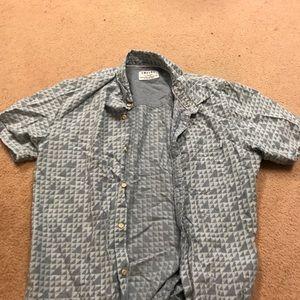 EMPYRE- Dress Shirt// Button up